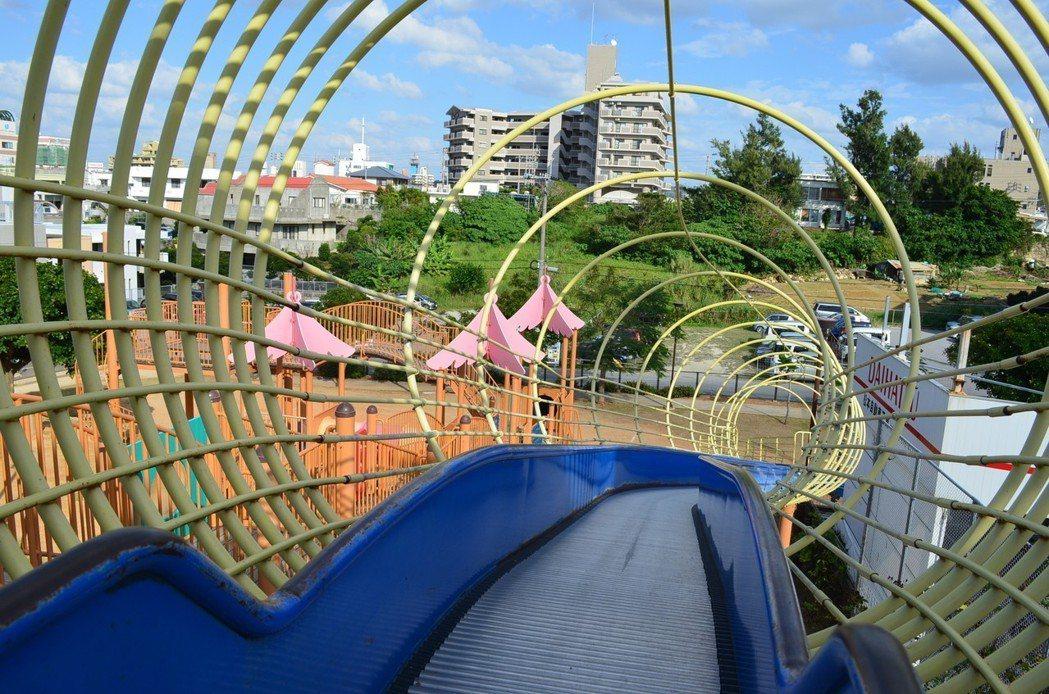 圖為まちなと公園。 圖/取自沖繩公園情報