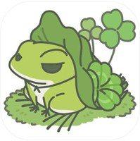 旅かえる(旅行青蛙)。圖/擷取自APP