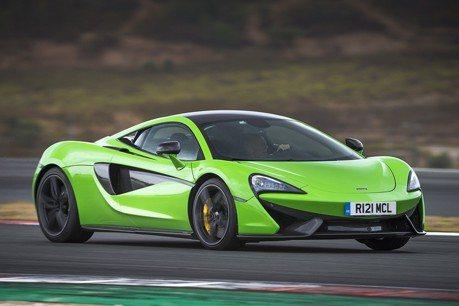 McLaren 570S後繼車 將導入油電與自動駕駛科技