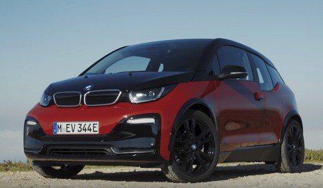 BMW i3S夠給力 全球首輛性能純電鋼砲