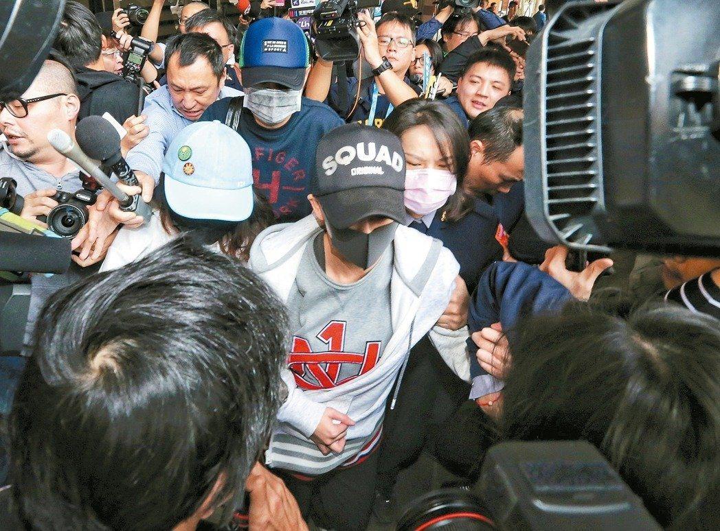 陳喬恩離開台灣赴陸工作多年,最近因為酒駕而又被媒體提起。本報資料照