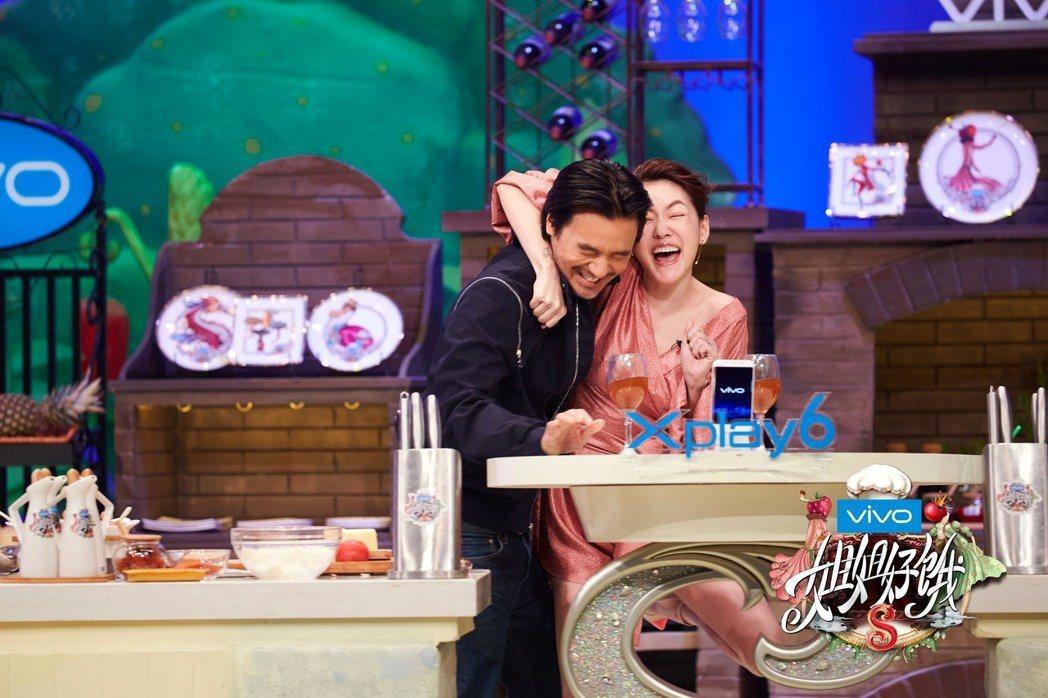 小S結束「康熙來了」之後到大陸主持「姐姐好餓」,在台灣已經沒有任何節目。圖/愛奇...