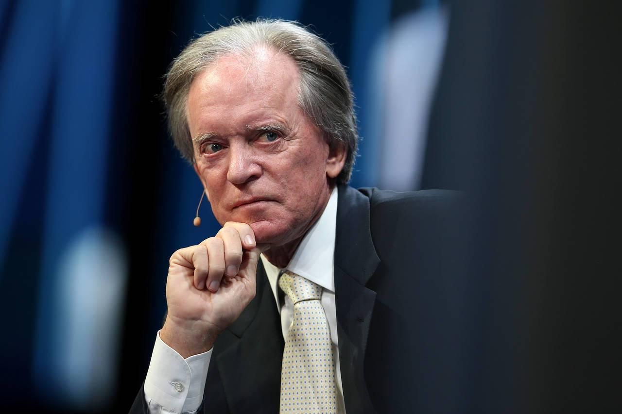 有「債券天王」稱譽的基金經理人葛洛斯。路透