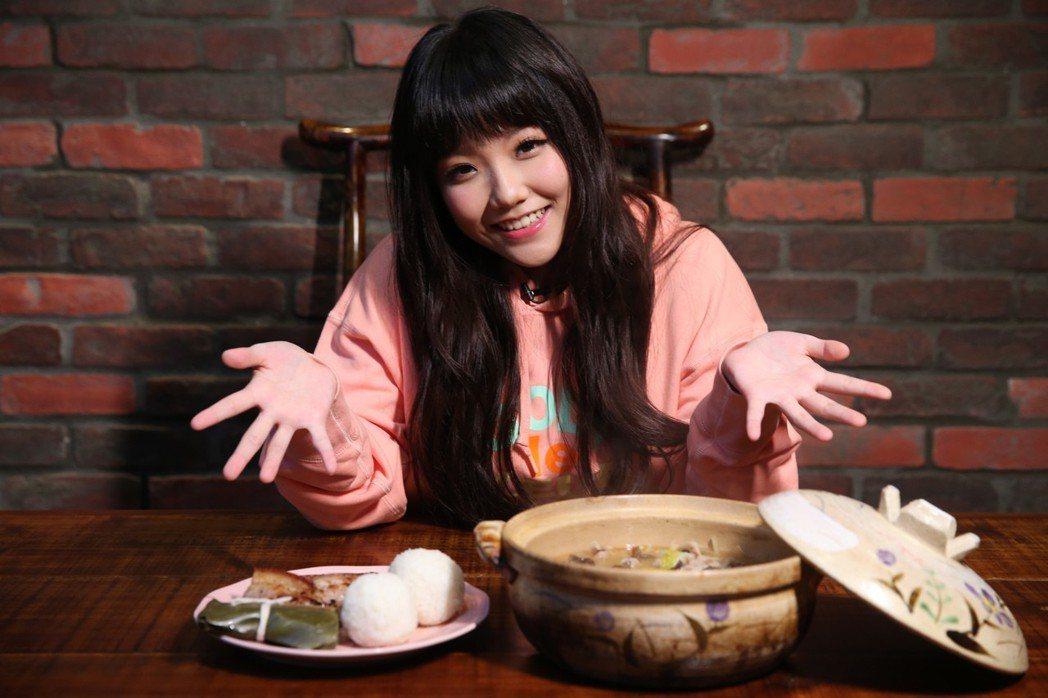安那過年做年菜專題。記者徐兆玄/攝影