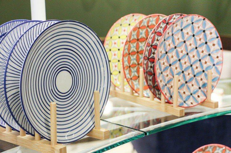 荷蘭人氣餐盤Pols Potten,1,980元。圖/謝欣倫攝影