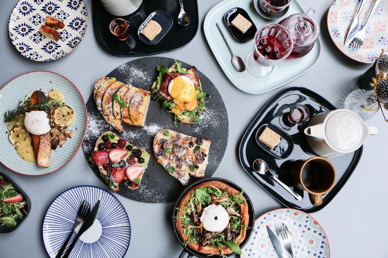 感受歐洲的簡單美好,瑪黑居家堅持使用真食材製作。圖/謝欣倫攝影