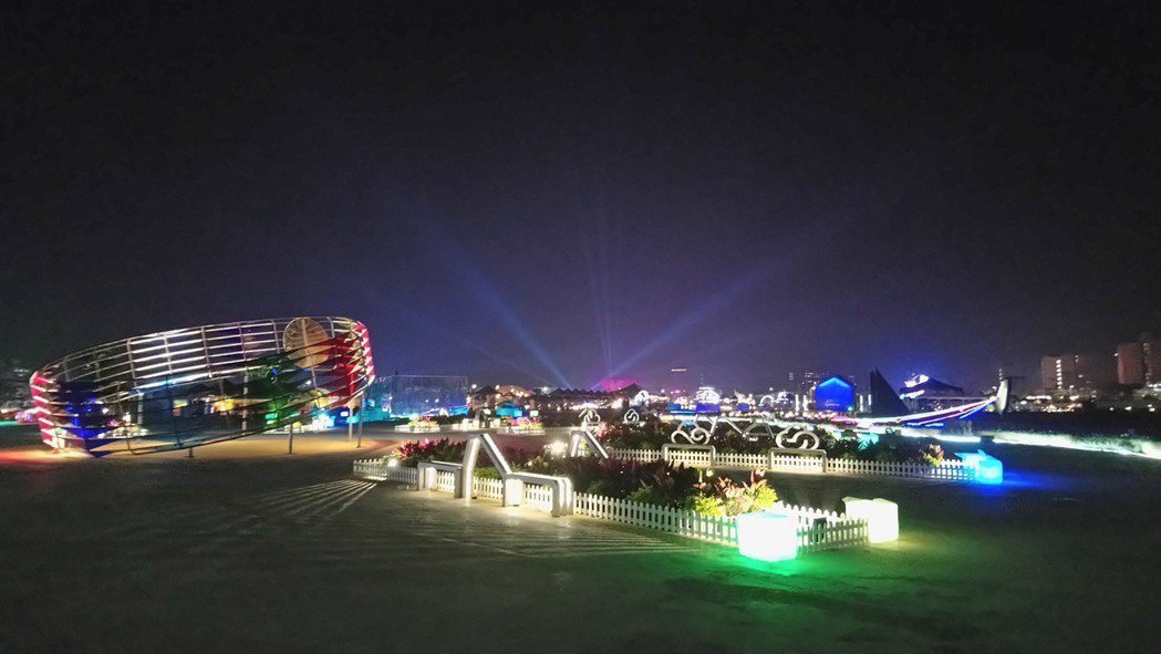 今年台灣燈會在嘉義縣舉辦,除日間交通、治安維護,夜間燈區也須巡邏,對於嘉義縣警力...