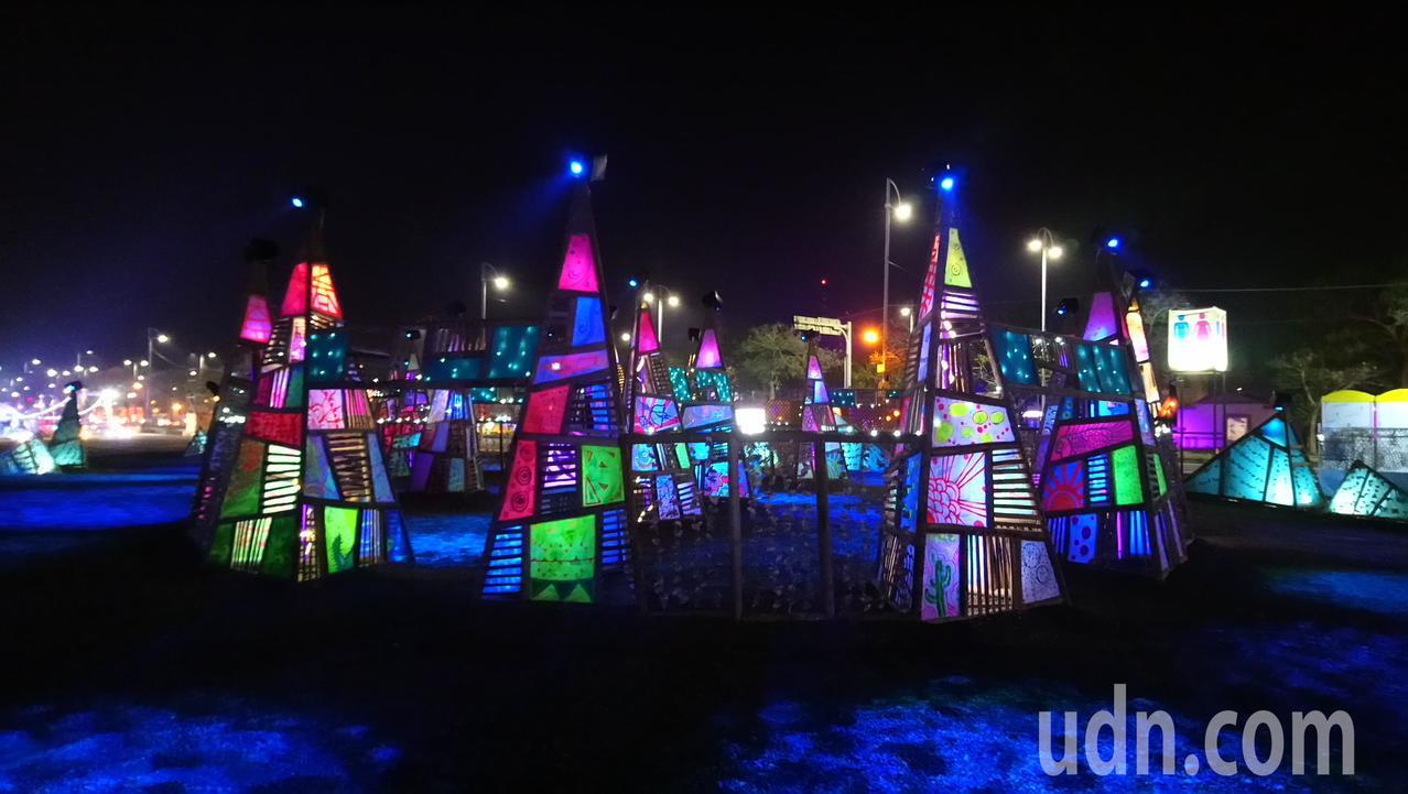 今年台灣燈會在嘉義縣舉辦,除日間交通維護,還有夜間燈區巡邏,對於嘉義縣警力是一大...