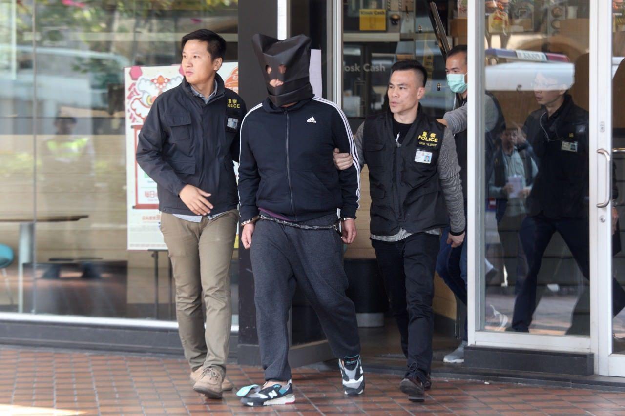 2008年,發生在香港天水圍麥當勞的一宗謀殺案,日前有了重大進展。其中潛逃至內地...