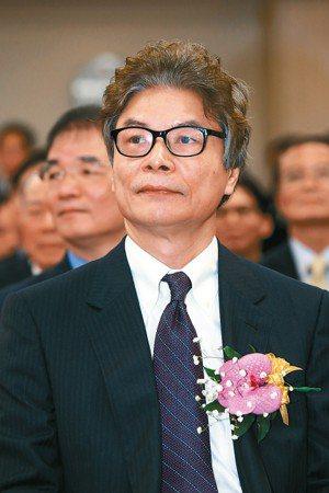 櫃買中心董事長陳永誠。 報系資料照