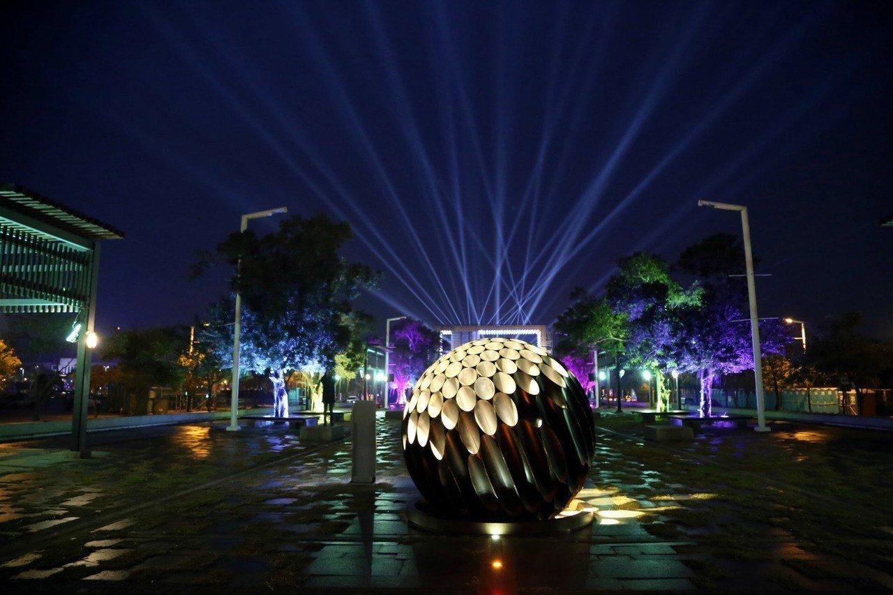 2018台灣燈會在嘉義縣,縣府燈區自2月16日點燈,主燈3月2日開燈,展期至3月...