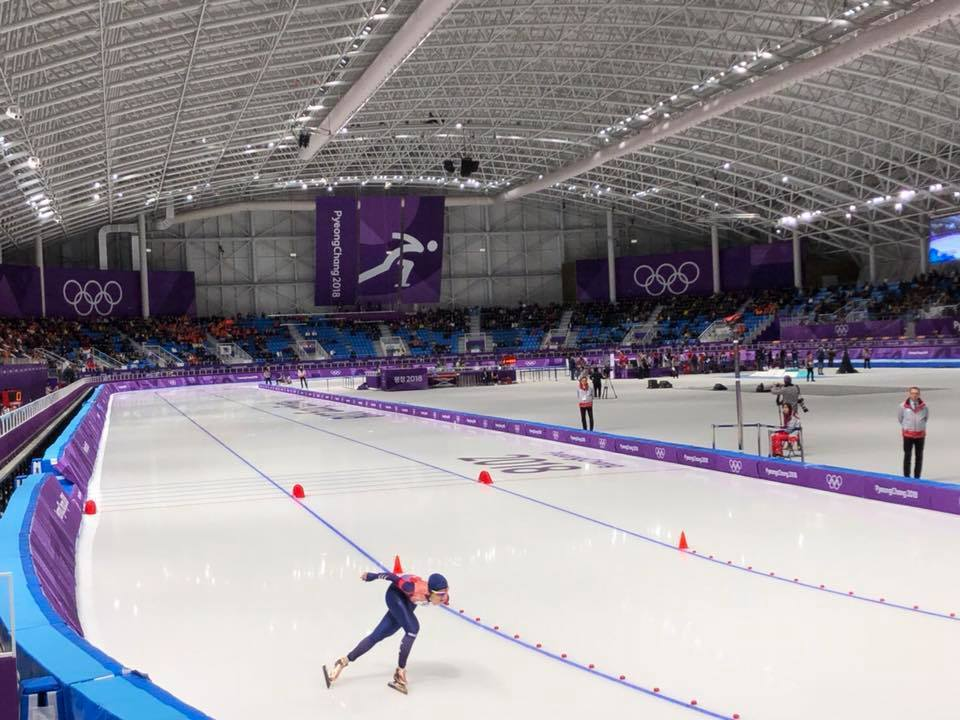 冬季奧林匹克運動會正如火如荼在韓國平昌舉行。總統蔡英文今天在臉書發布貼文表示,這...