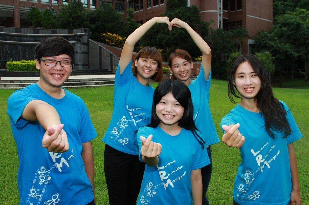 大葉大學辦學卓越,引導學生發揮潛能 大葉大學/提供。