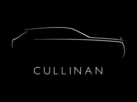 Rolls-Royce全新SUV正式命名為CULLINAN 創造不設限的移動可能