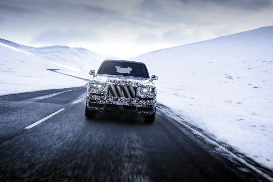 勞斯萊斯撰寫奢華旅行的全新定義。 圖/Rolls-Royce提供