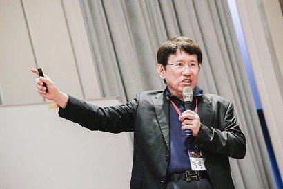 台北市老屋改建發展協會理事長胡偉良博士。 台北市老屋改建發展協會/提供