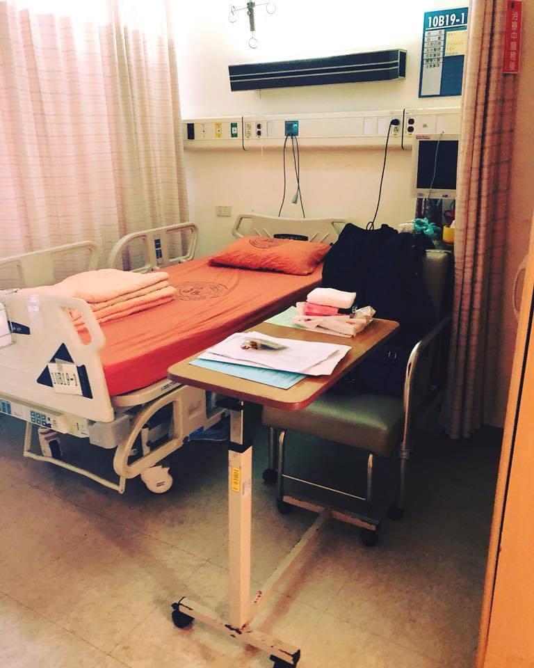 一名護理師抱怨病患家屬的言行讓她很無言。 圖擷自爆怨公社