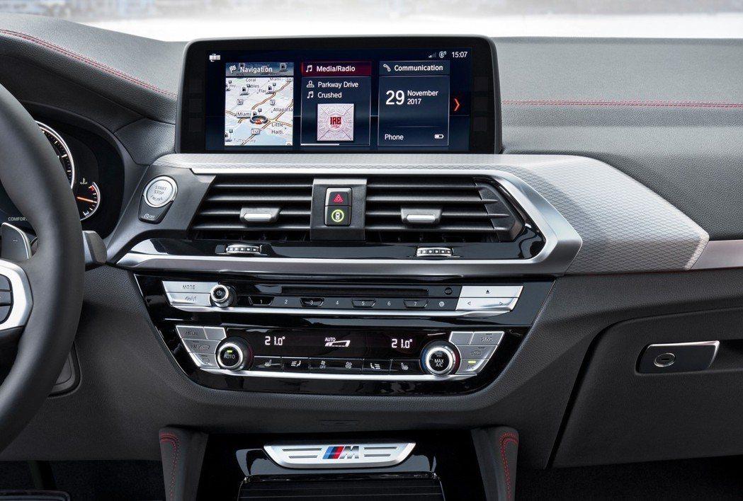 內裝為G世代的設計樣式。 摘自BMW