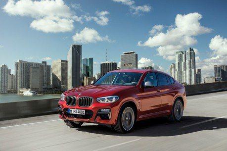 全新BMW X4 M報到 賓士GLC AMG 63終於有對手!