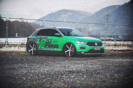 Volkswagen T-Roc降超低就變掀背車了?
