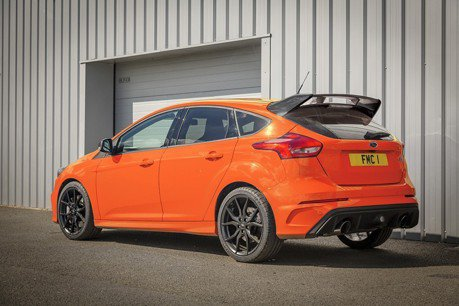 最終版Ford Focus RS Heritage Edition於英國上市