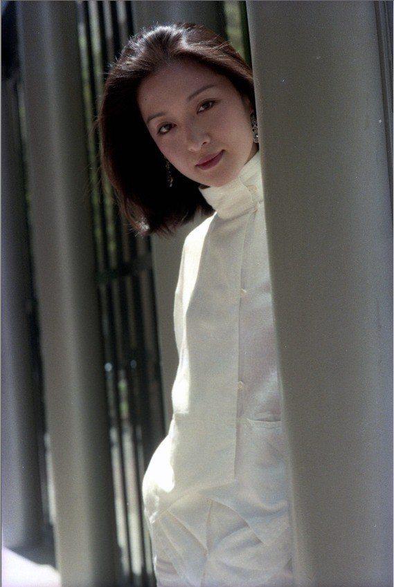 胡茵夢曾經是台灣演藝圈當紅搶手的大美人。圖/聯合報系資料照片