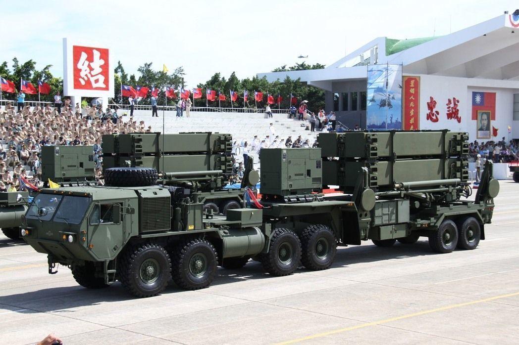 「疾鋒計畫」換裝愛國者3型防空飛彈,則要執行到民國110年。記者洪哲政/攝影