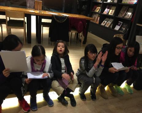 益品書屋希望春節期間全家大小到書屋「走春」。照片提供/益品書屋