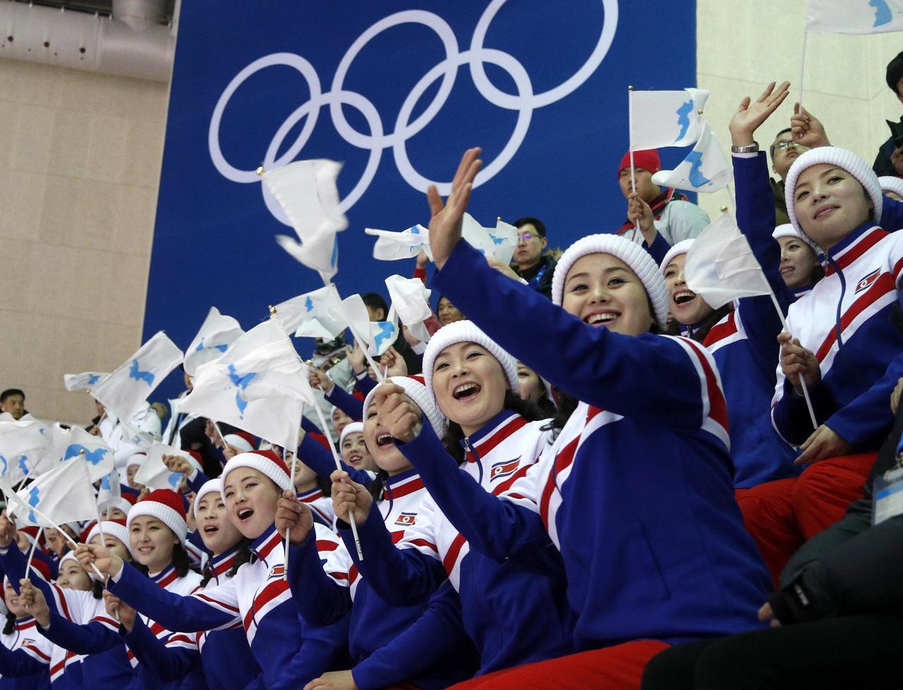 多數北韓民眾都下榻距離冬奧場地較近、位在首爾的高級飯店,例如美國名媛芭黎絲·希爾...