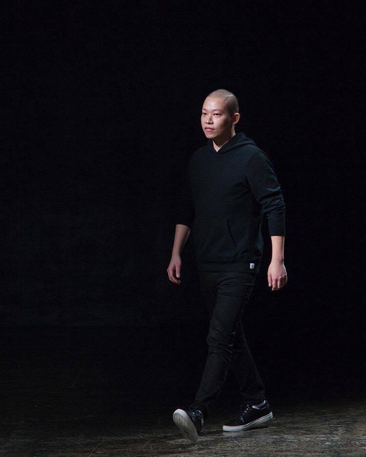 吳季剛發表他為Boss創作的最後一季2018秋冬女裝。圖/擷取自IG