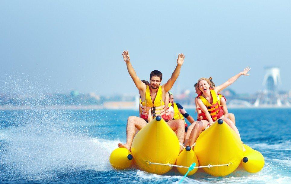 暑假玩水,沁涼一夏,去泰國玩水正掀起潮流。燦星旅遊/提供