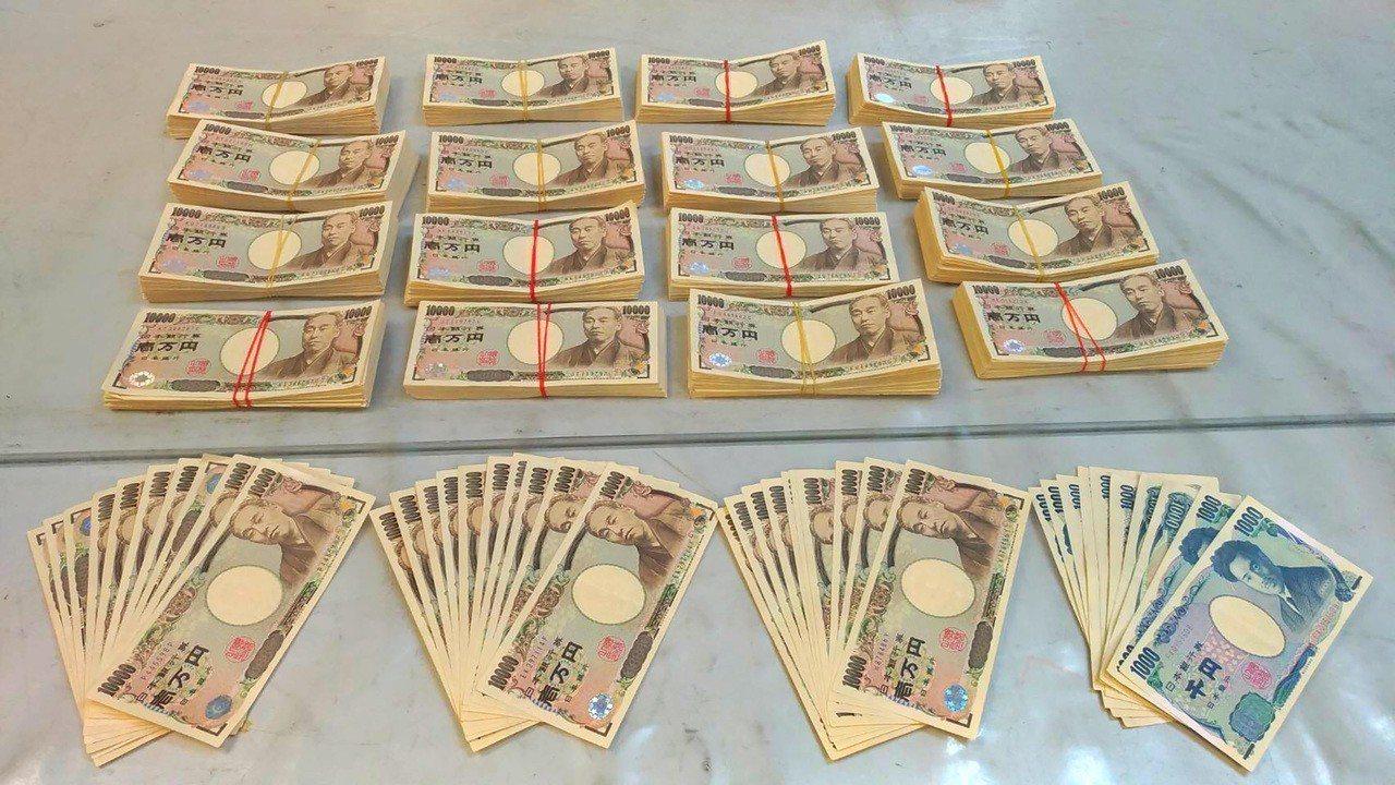 十四日東京外匯市場日圓走揚,美元對日圓一度跌破一○七日圓,創十五個月新高。 圖/中央社資料照片
