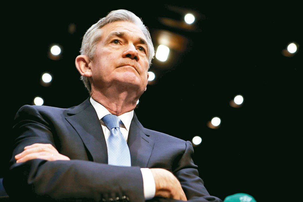 美國聯邦準備理事會主席鮑爾。 路透