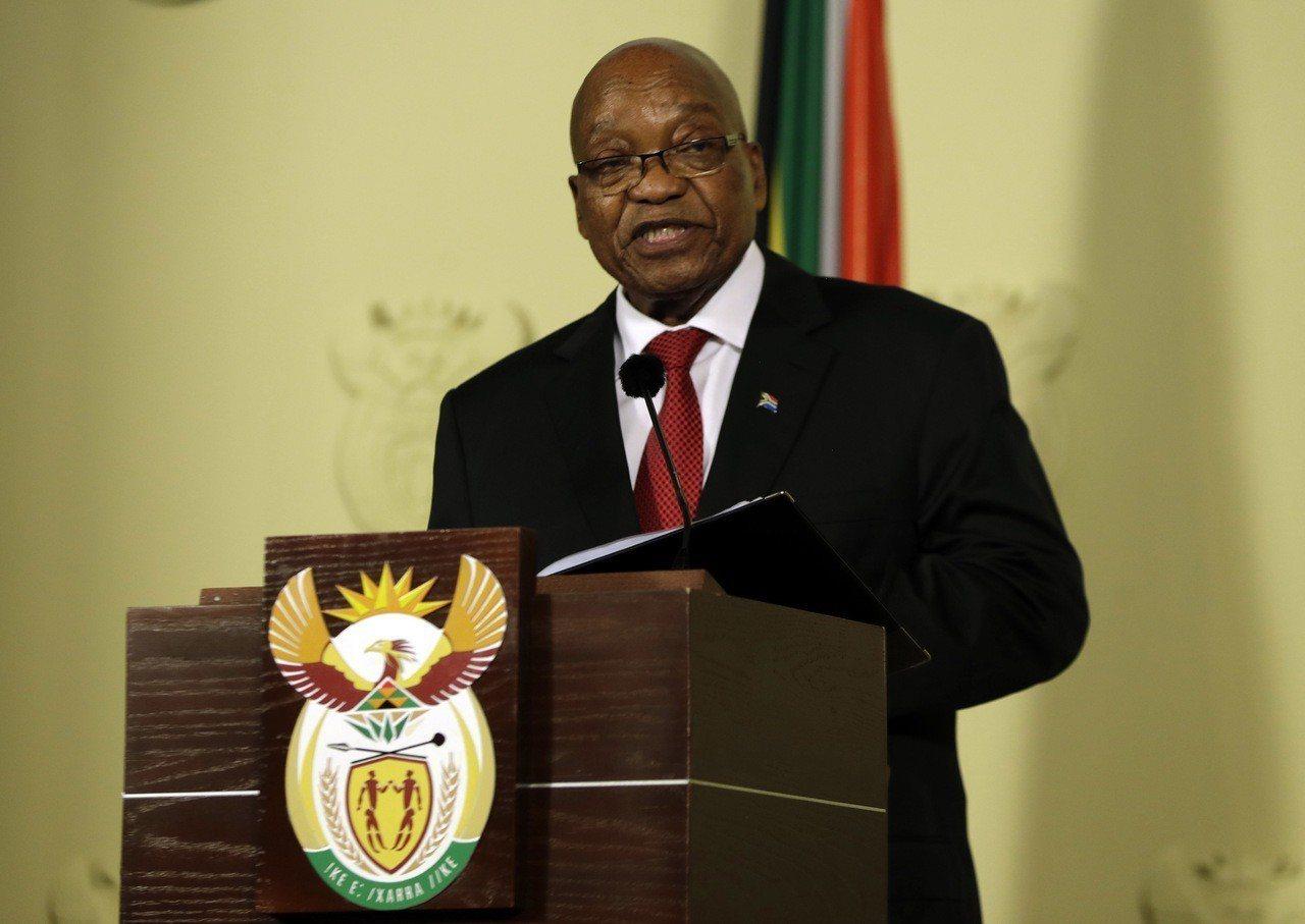 南非總統朱瑪今天宣布辭職,結束醜聞纏身的9年執政。 美聯社