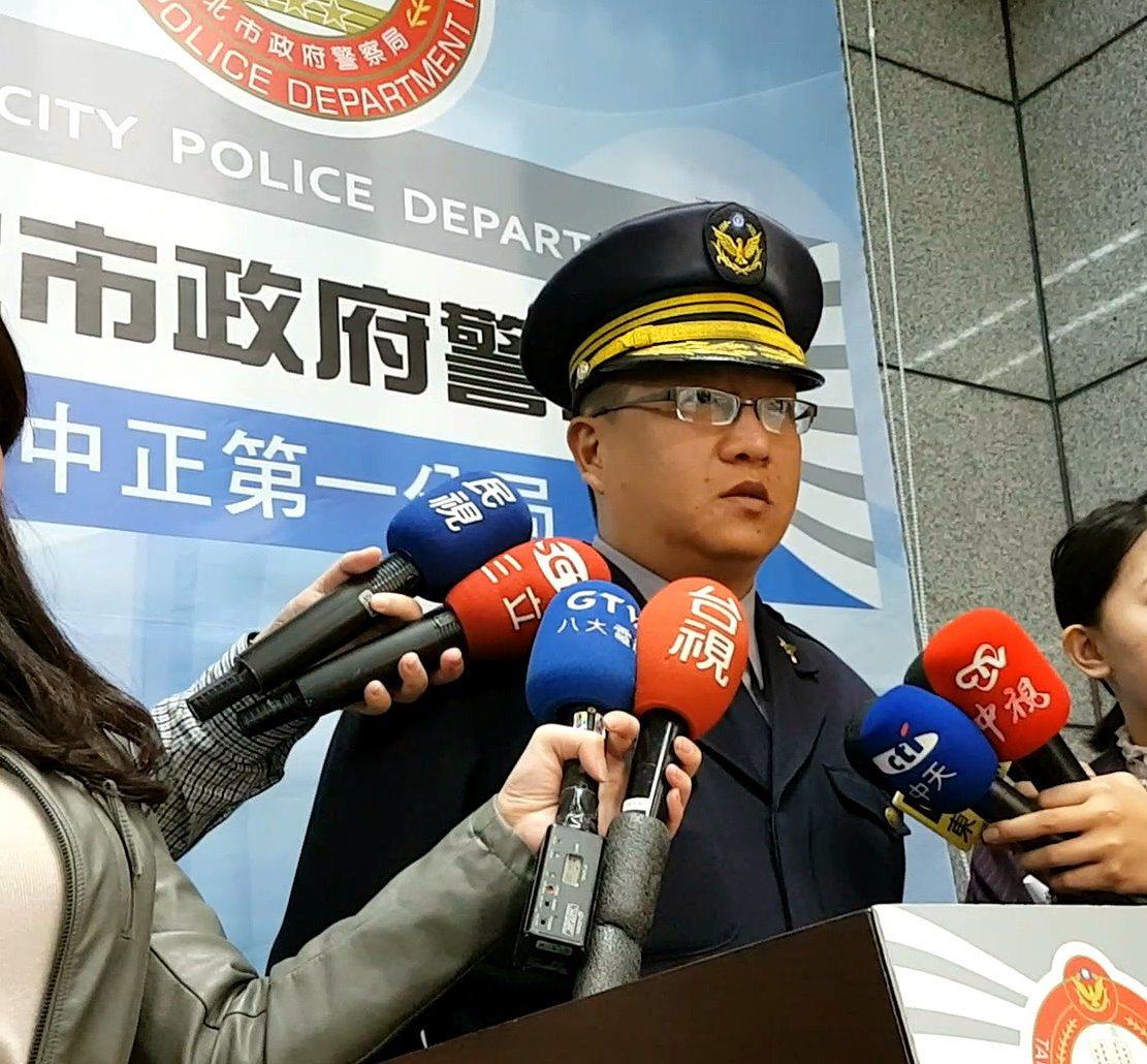 忠孝西路派出所所長林聖崴指出,這批蒙古竊盜集團2月1日持觀光簽證來台,慣用的行竊...