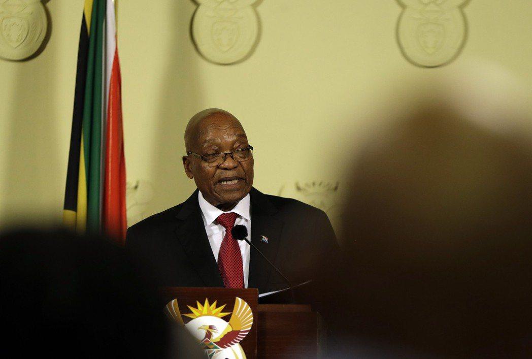 南非總統祖馬遭到執政黨「非洲民族議會」(ANC)正式公開要求下台之後,面對來自黨...