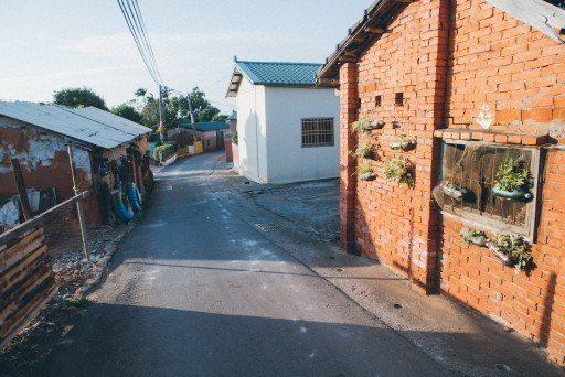 「花甲男孩轉大人」的祖厝在台中烏日,其他場景都在大肚瑞井社區拍攝,當地保留許多早...