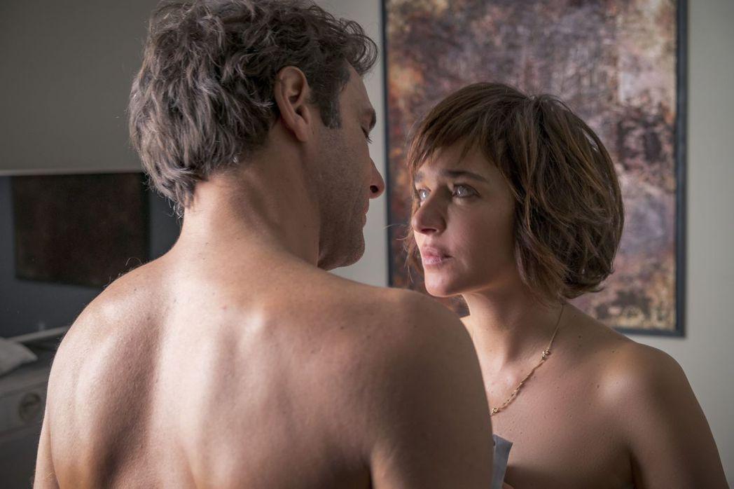 薇拉莉葛琳諾主演的《裸色愛情》。圖/佳映提供