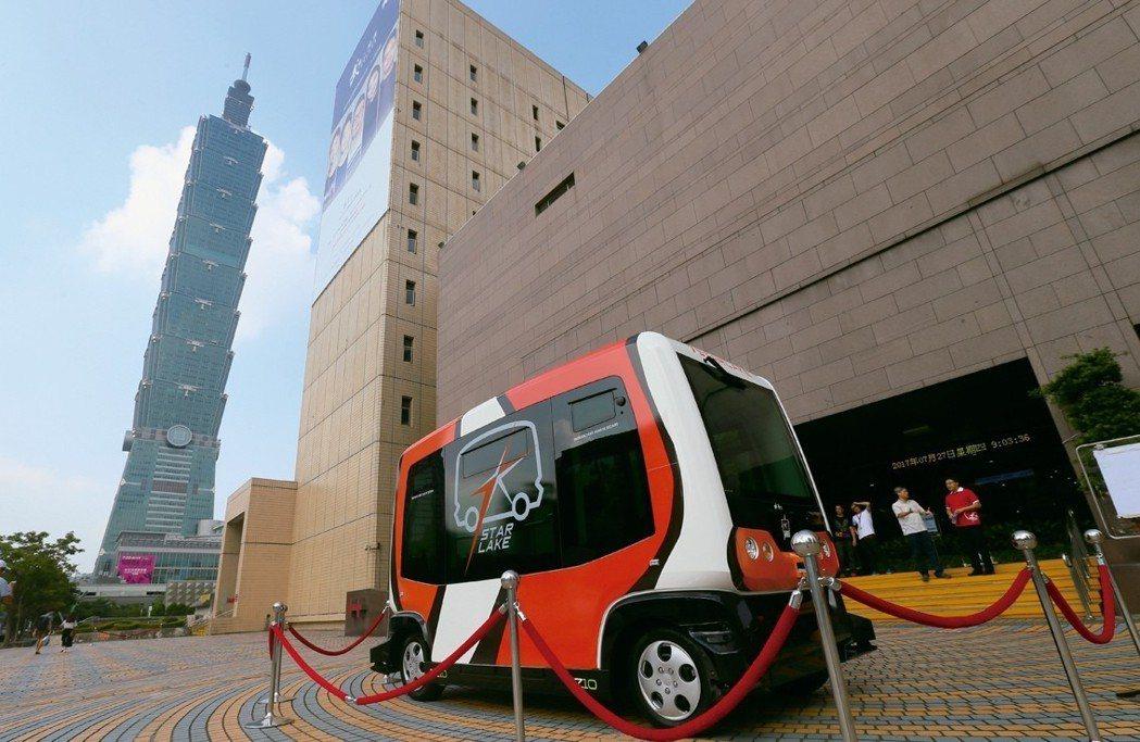 自駕車將成為應用廣泛的高科技產品,浙江2022年將興建中國大陸第一條「超級高速公...