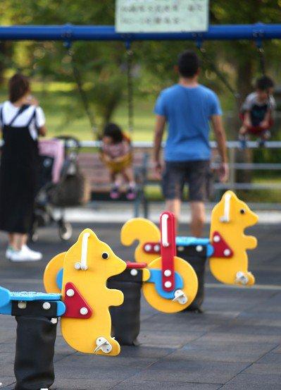 台灣少子化問題嚴重,立委關切。 圖/聯合報系資料照片