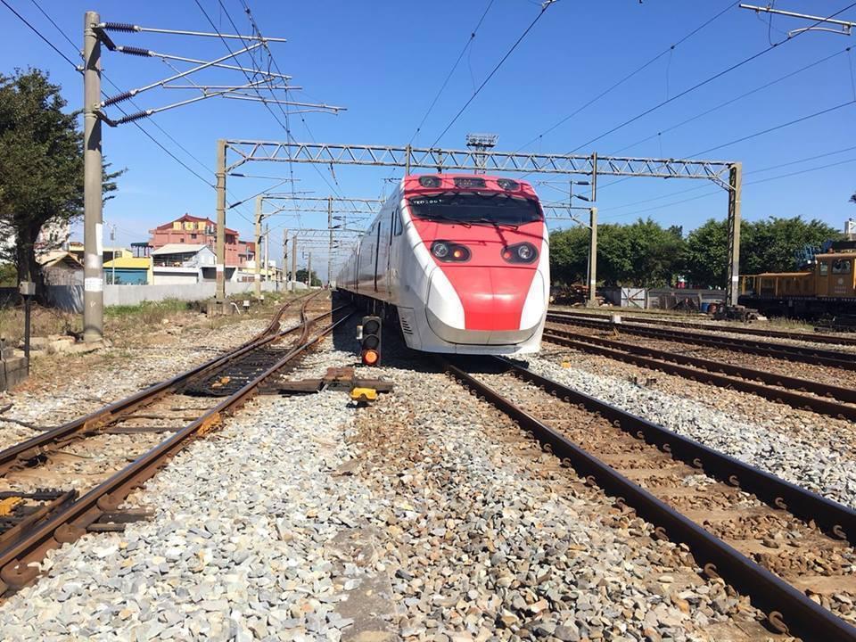 三月起台鐵增開一列普悠瑪號只給在花蓮住宿旅客訂位。照片提供/台鐵局