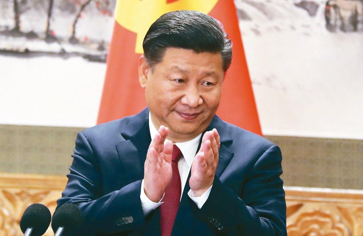 中國大陸國家主席習近平。 美聯社