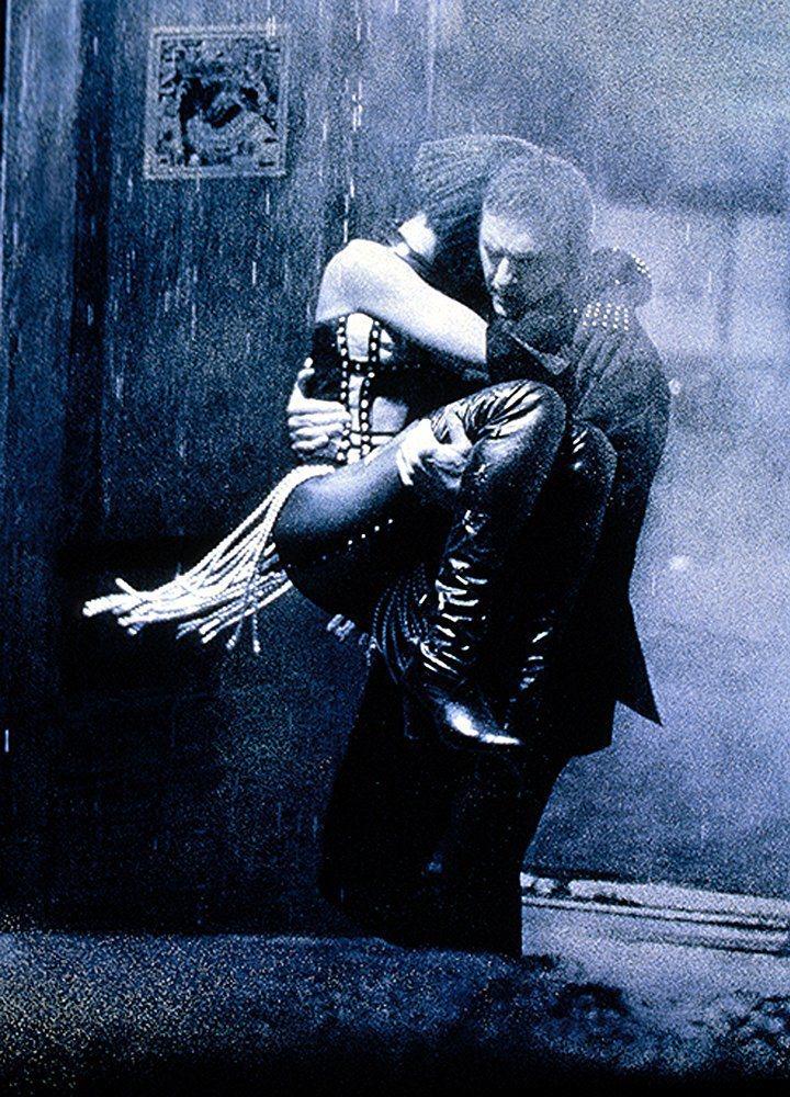 「終極保鑣」醞釀快20年才拍攝,全球各地大受歡迎。圖/摘自imdb