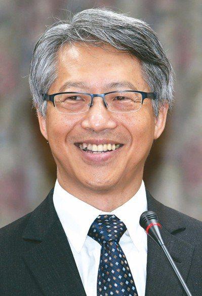 中研院院長廖俊智。 報系資料照