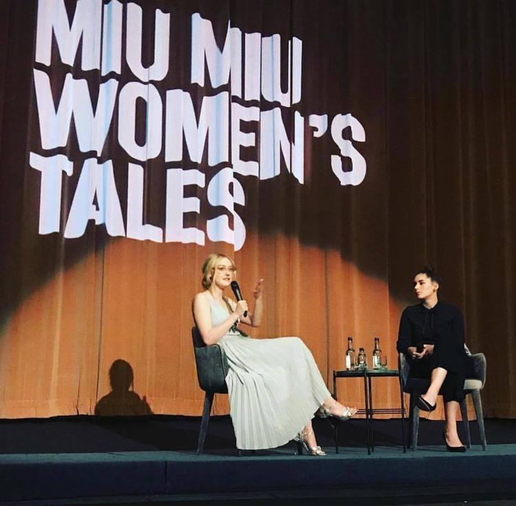 達珂塔芬妮談論她首度執導電影的心得。圖/擷自instagram