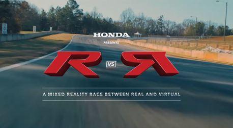 (影音)很會玩賽車遊戲?用Civic TypeR跟賽車手比一場吧!