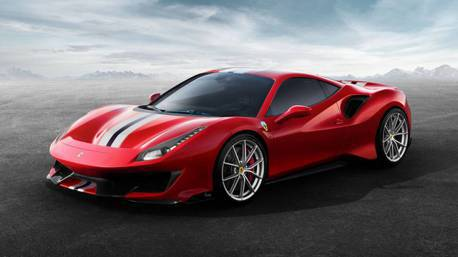 Ferrari 488 輕量化競技版本正名「Ferrari 488 Pista」日內瓦車展登場