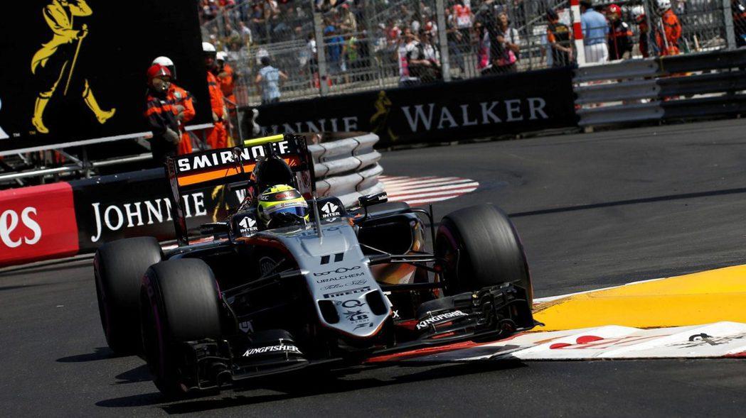 外傳 Brabham Automotive 可能收購近來表現不錯的 Force India F1 印度威力車隊。圖為 Force India F1 印度威力車隊。 摘自 formula1.com