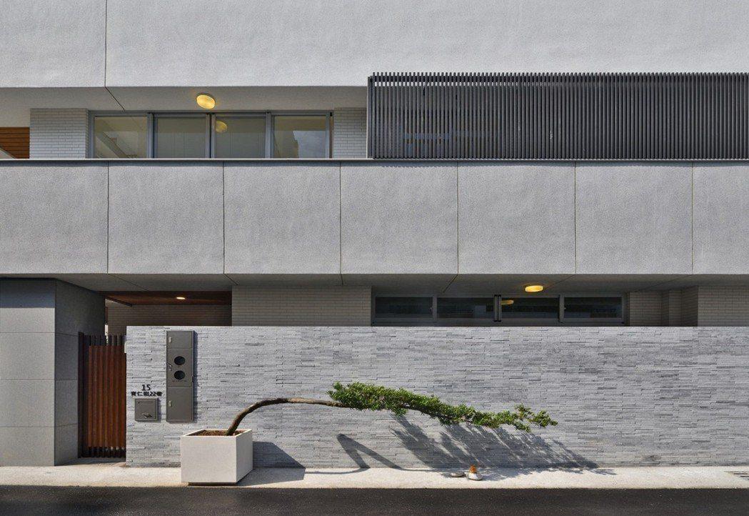 「澍風景」傳遞一種品味獨具的安藤風墅居生活。 圖片提供/澍陽建設