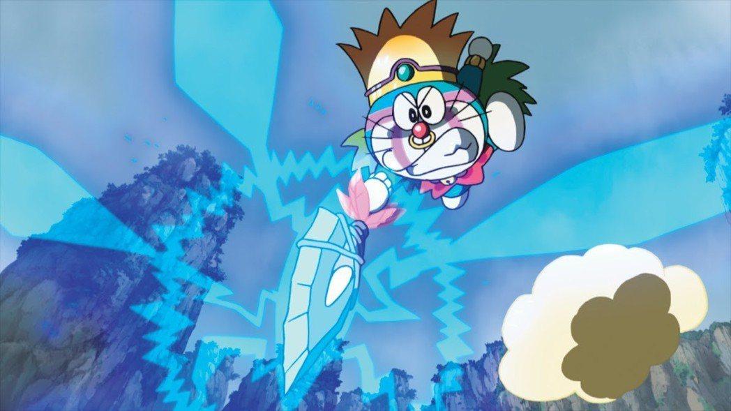 「哆啦A夢」再度大顯神威。圖/又水整合提供